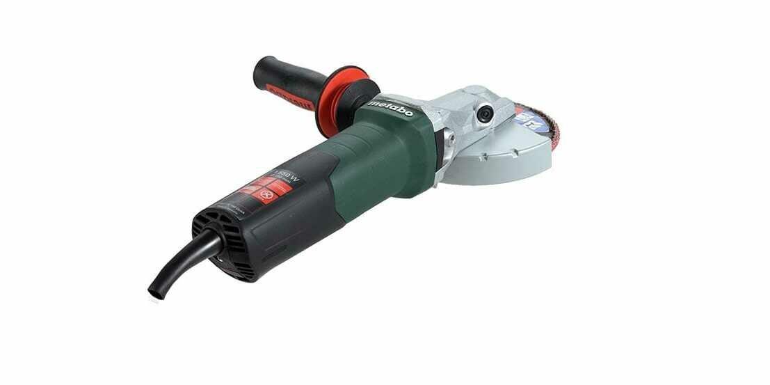 ... Metabo Trennschleif-Schutzhaube 150 mm halbgeschlossen WEF 15-150 Quick