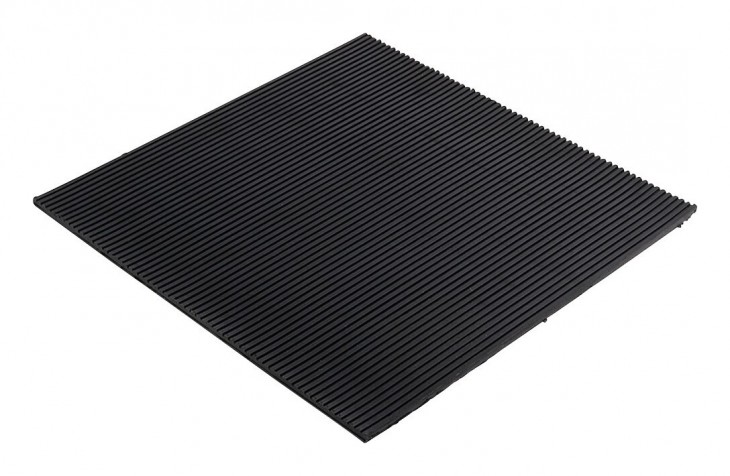 Werkstatt 2019 Freisteller Anti-Vibrations-Matte-SBR-schwarz-10mm-500x500mm