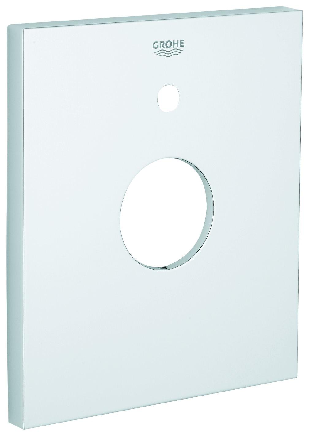 grohe allure quadra rosette f r wannenbatterie chrom 46614000. Black Bedroom Furniture Sets. Home Design Ideas