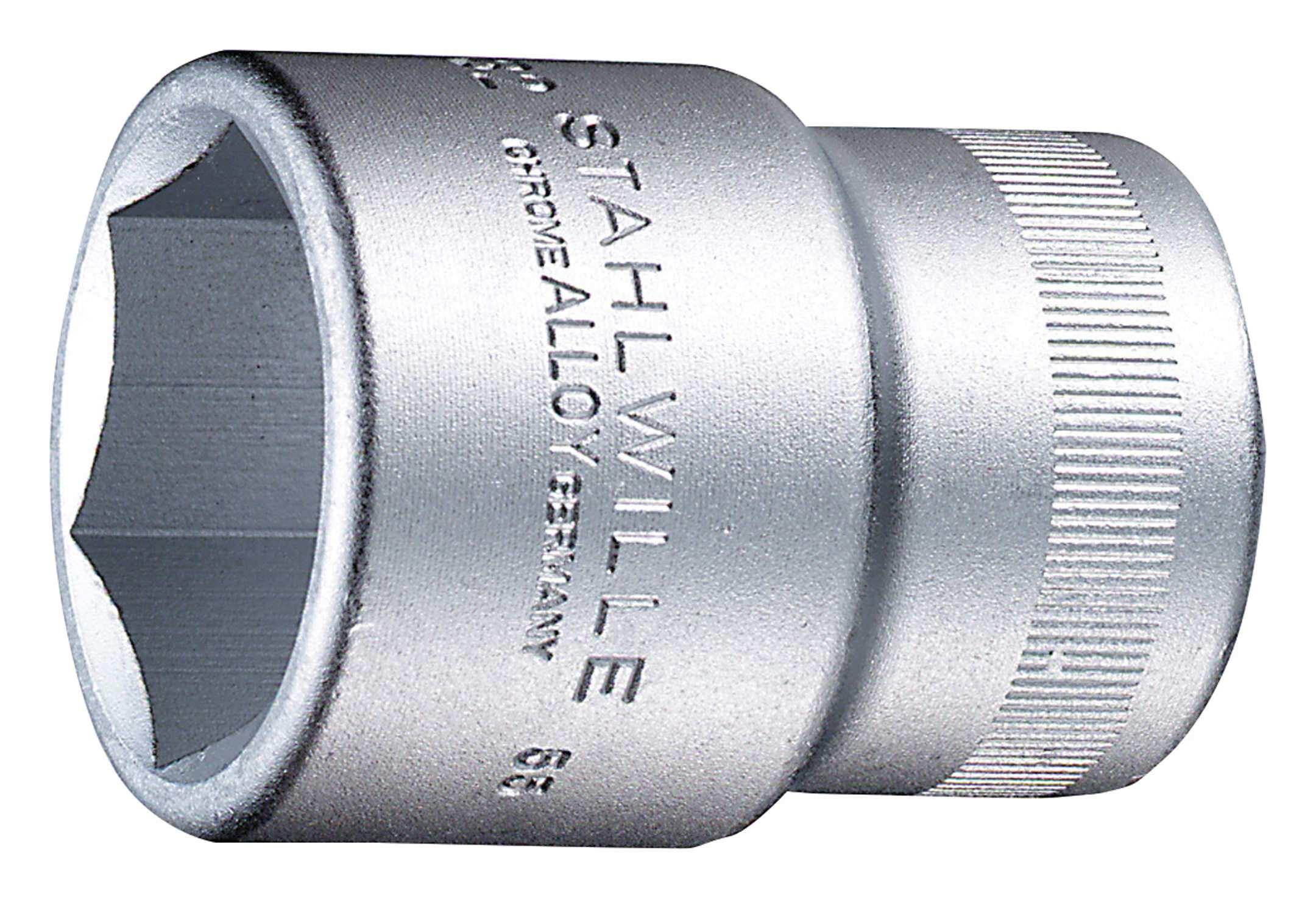 """Hazet Steckschlüssel-Einsatz 3//4/"""" 27mm 12-kant DIN 3124-1000Z-27"""