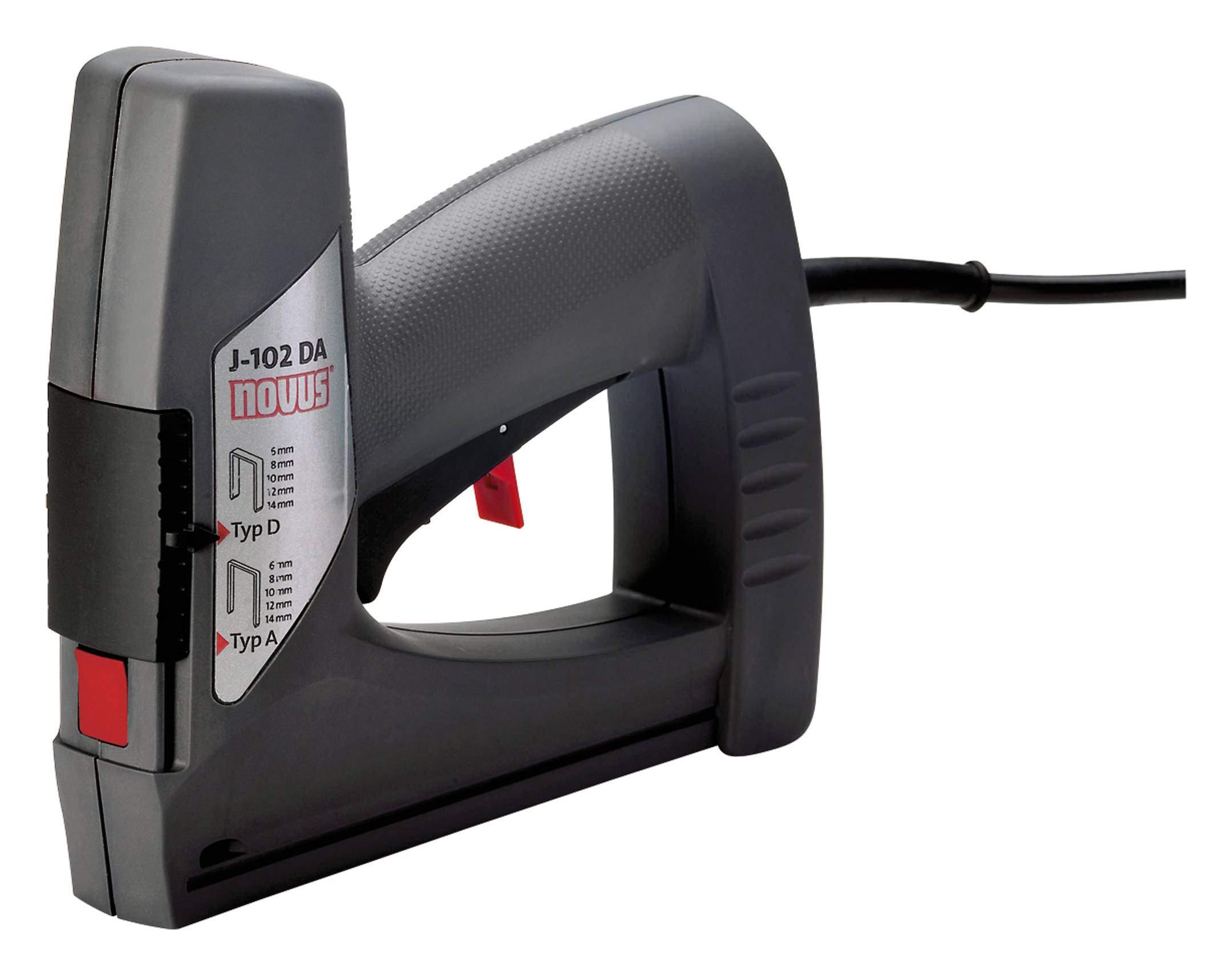 Novus Elektrotacker J 102 DA - 031-0354