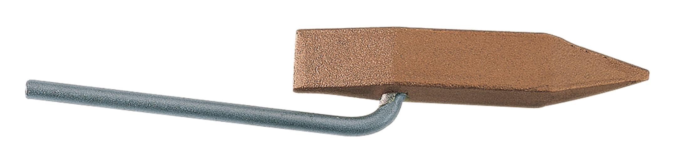 Kupferstück Propan 250g Hammerfest spitz Lorch - 844