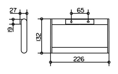 keuco plan handtuchring aluminium silber eloxiert verchromt 14921170000. Black Bedroom Furniture Sets. Home Design Ideas