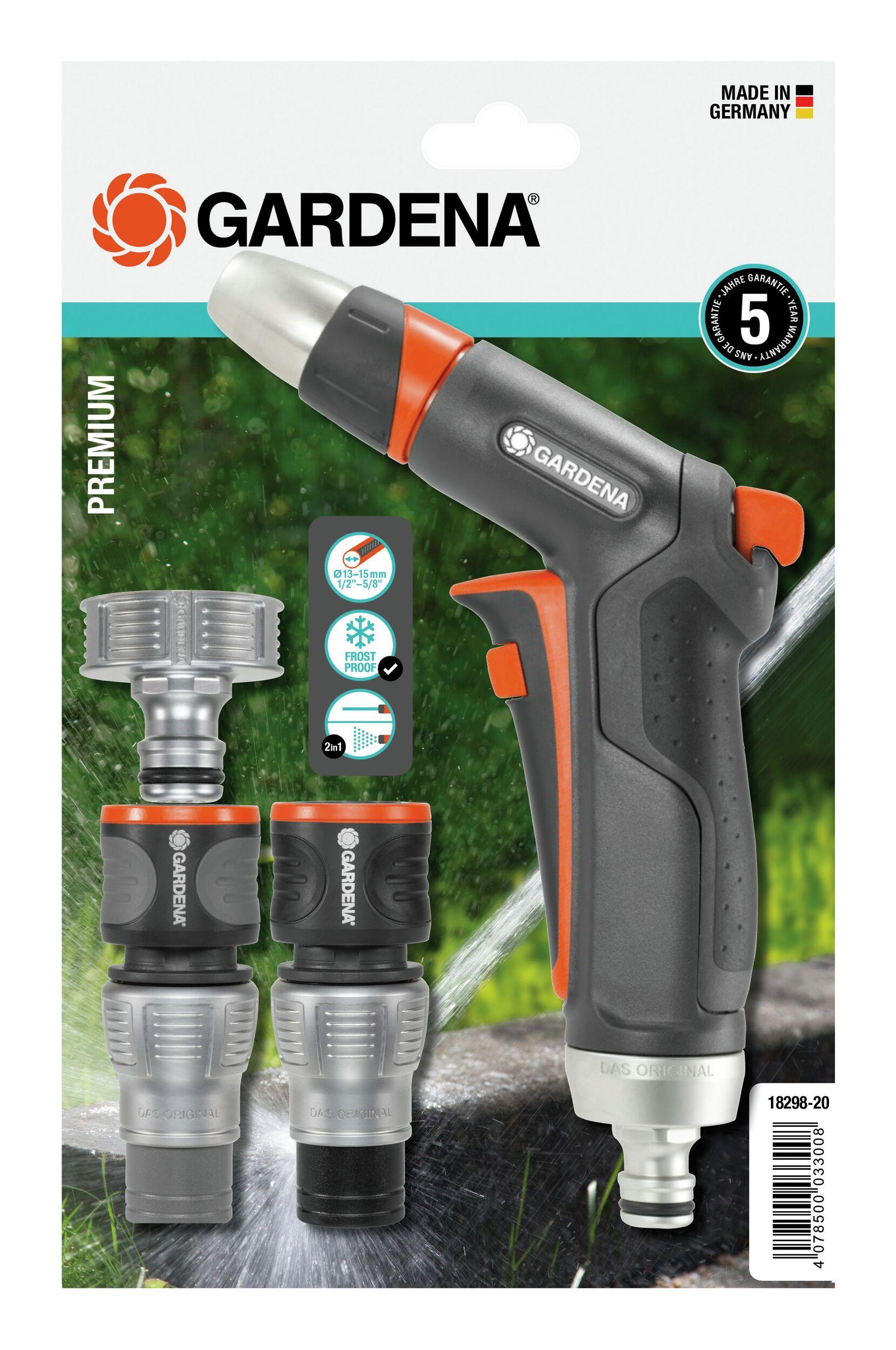 Gardena Grundausstattung Premium