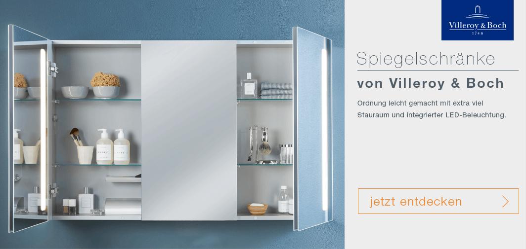 Spiegelschränke V&B