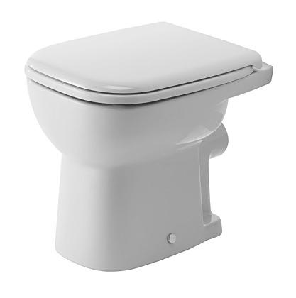 duravit d code stand wc 350 x 480 mm flachsp ler mit abgang waagrecht wei 2109090000. Black Bedroom Furniture Sets. Home Design Ideas