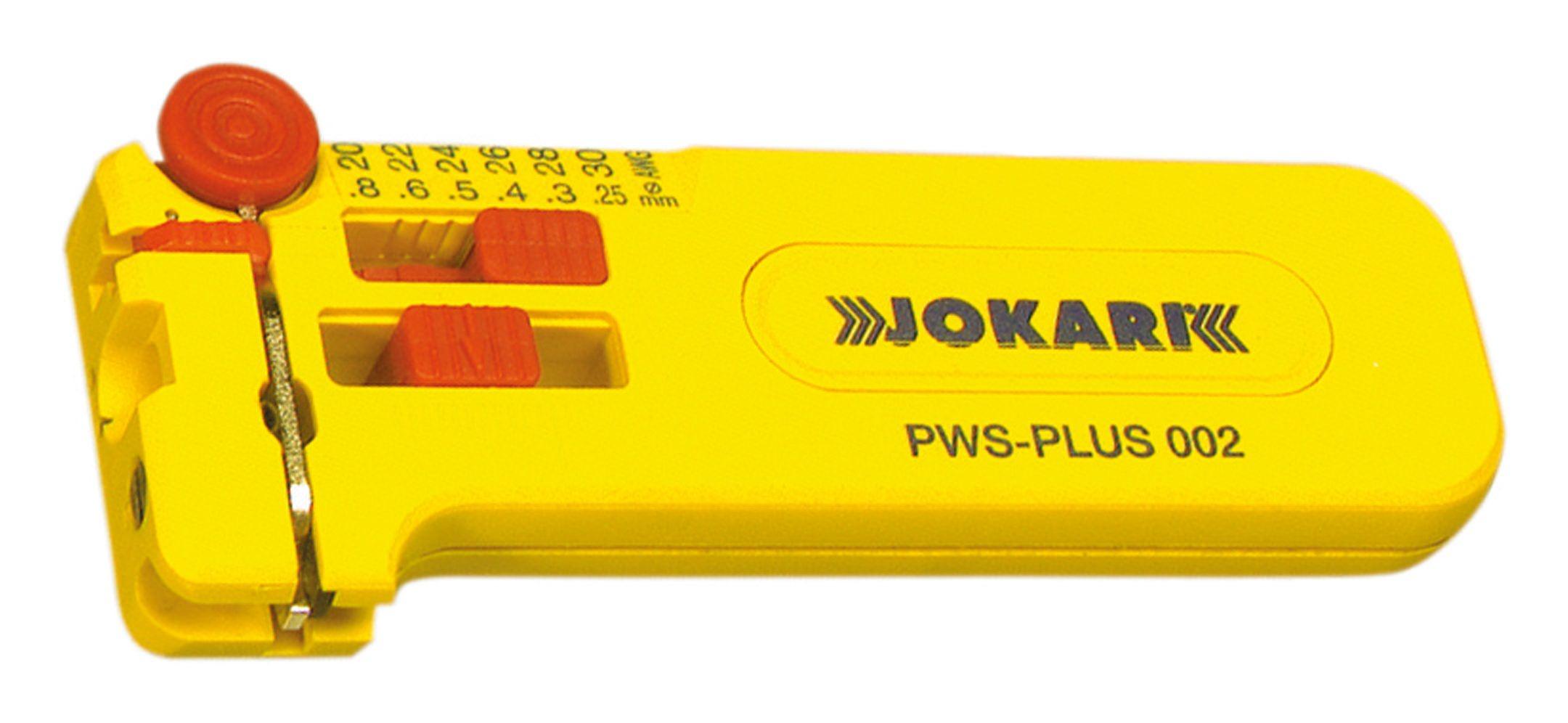 Jokari Mikro-Abisolierwerkzeug 0,25 - 0,8qmm - 460410