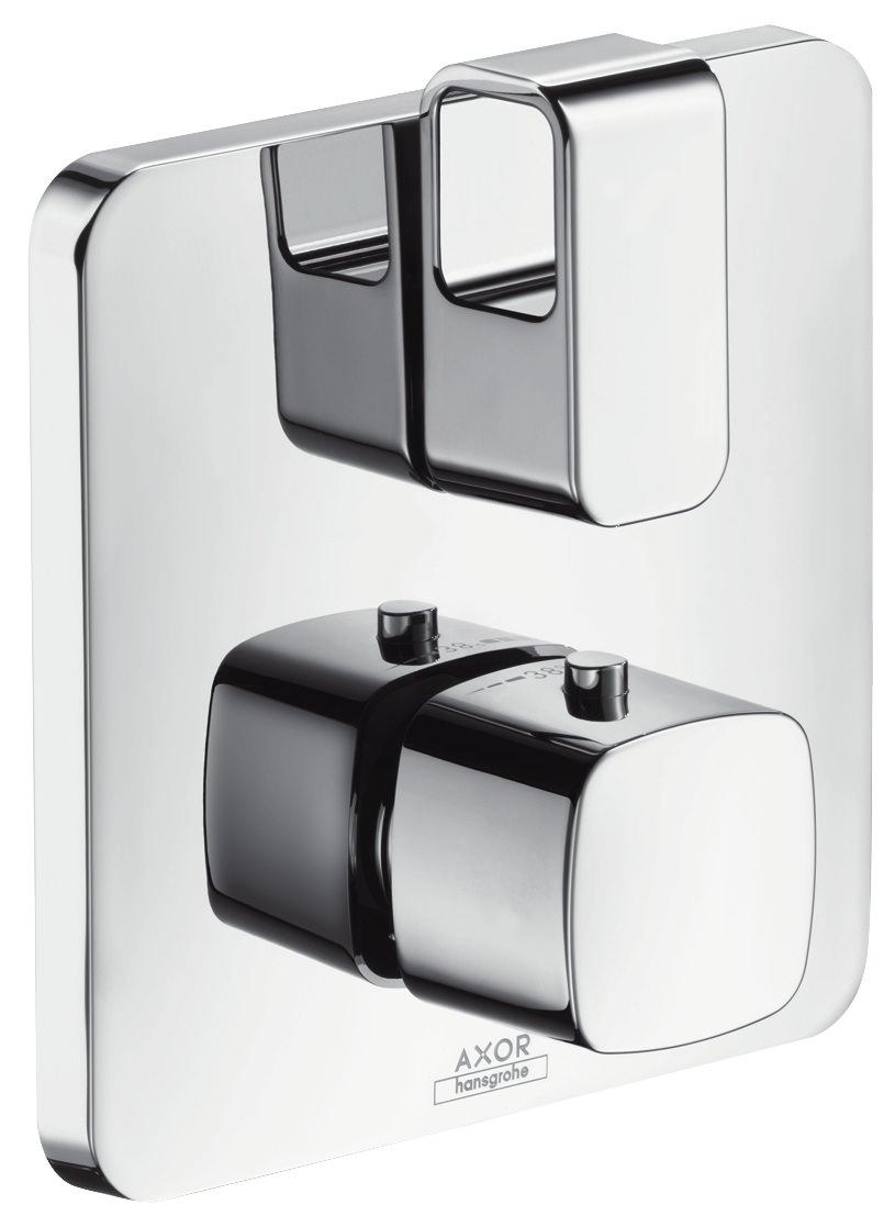 hansgrohe axor urquiola thermostat unterputz fertigset. Black Bedroom Furniture Sets. Home Design Ideas
