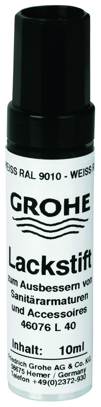 Grohe Lackstift weiß - 46076L00