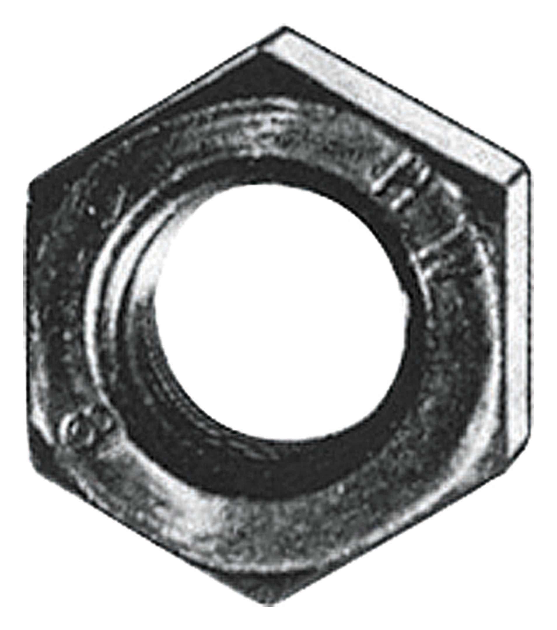 Sechskantmuttern Edelstahl A2 V2A DIN 934 // ISO 4032 VPE: 10 St/ück Sechskant-Mutter D2D Gr/ö/ße: M2