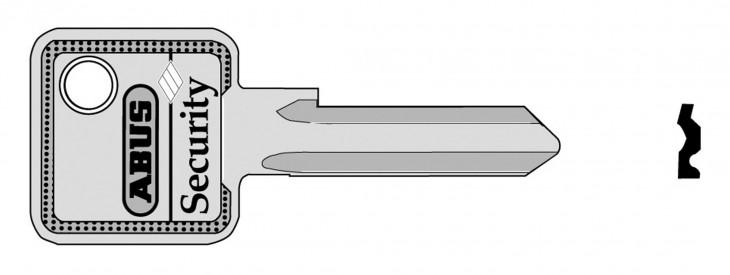 Abus 2017 Zeichnung Rohlinge-Profil-Zylinder-C-83R-eckigem-Kopf 4003318100239