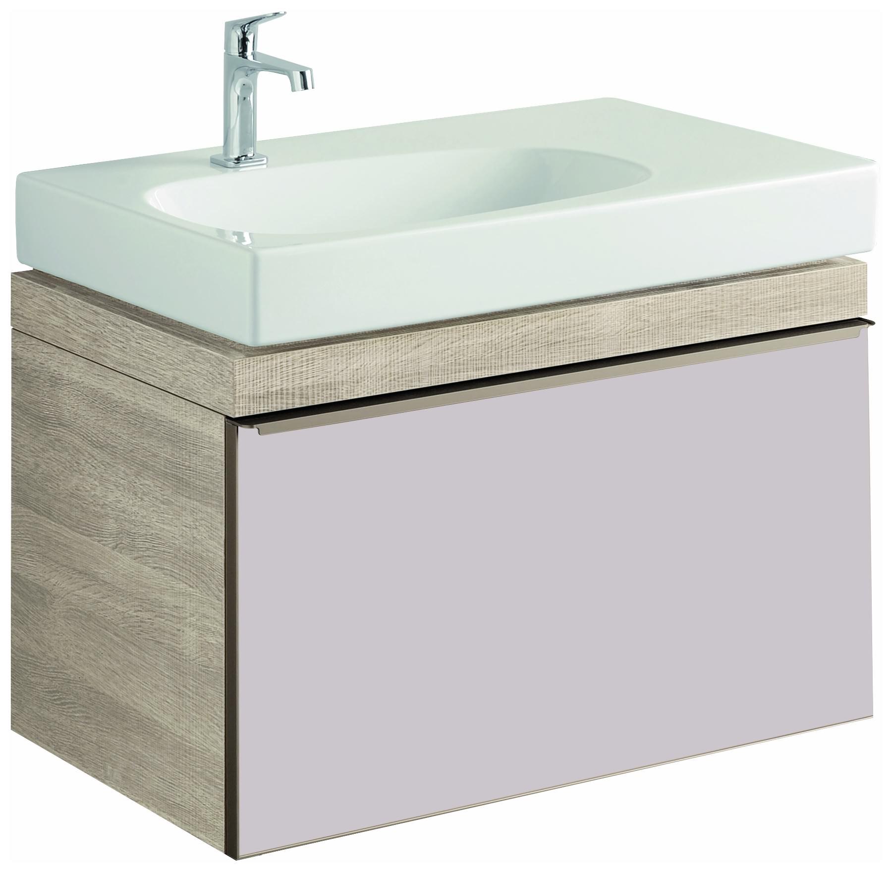keramag citterio waschtischunterschrank 734x554x504mm holzstruktur naturbeige 835175000. Black Bedroom Furniture Sets. Home Design Ideas