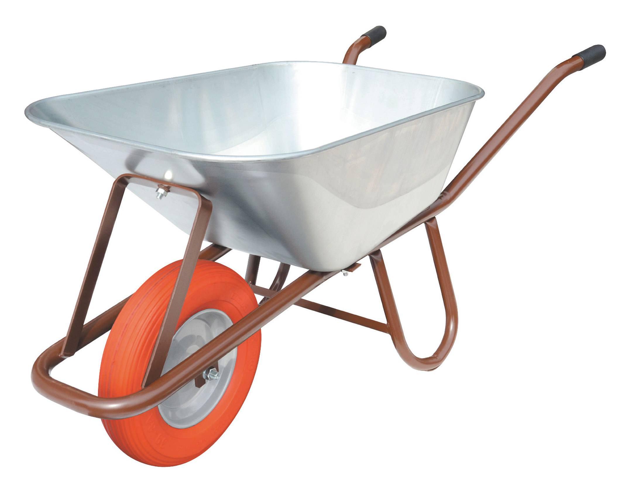 Rad mit Achse und Kugellager Müba Betonkarre Schubkarre Muldenkarre Ersatzrad