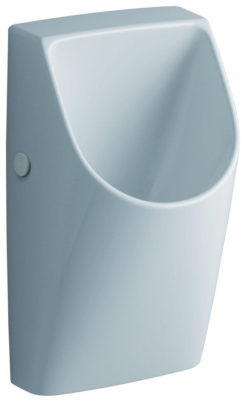 keramag renova nr 1 plan urinal 235170 wasserlos wei. Black Bedroom Furniture Sets. Home Design Ideas