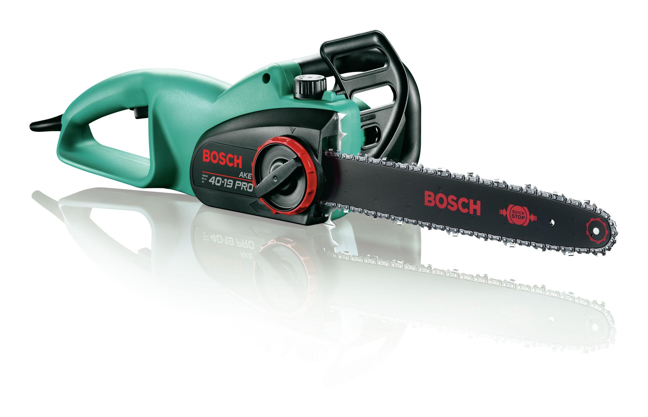 Bosch Garten AKE 40-19 Pro Kettensäge - im Tragekoffer - 0600836803