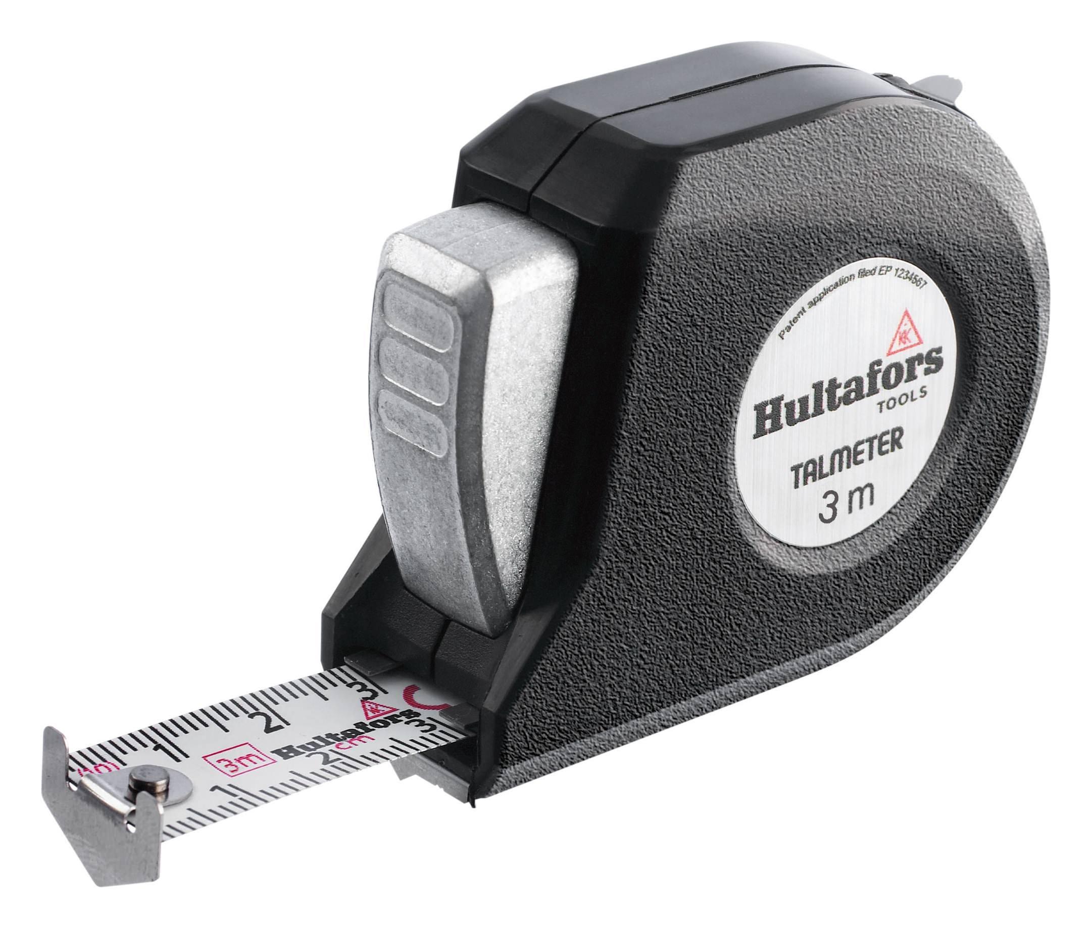 Hultafors Talmeter 3m x 16mm - 483120
