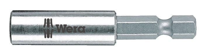 Wera 2019 Freisteller Magnet-Bithalter-1-4-1-4-6kt-100mm