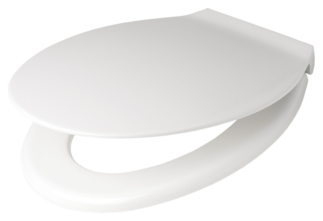 pagette exklusiv wc sitz mit edelstahlbefestigung wei. Black Bedroom Furniture Sets. Home Design Ideas
