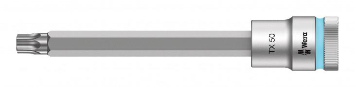 Wera 2019 Freisteller Schraubendreher-Einsatz-1-2-T50x140mm-Haltef