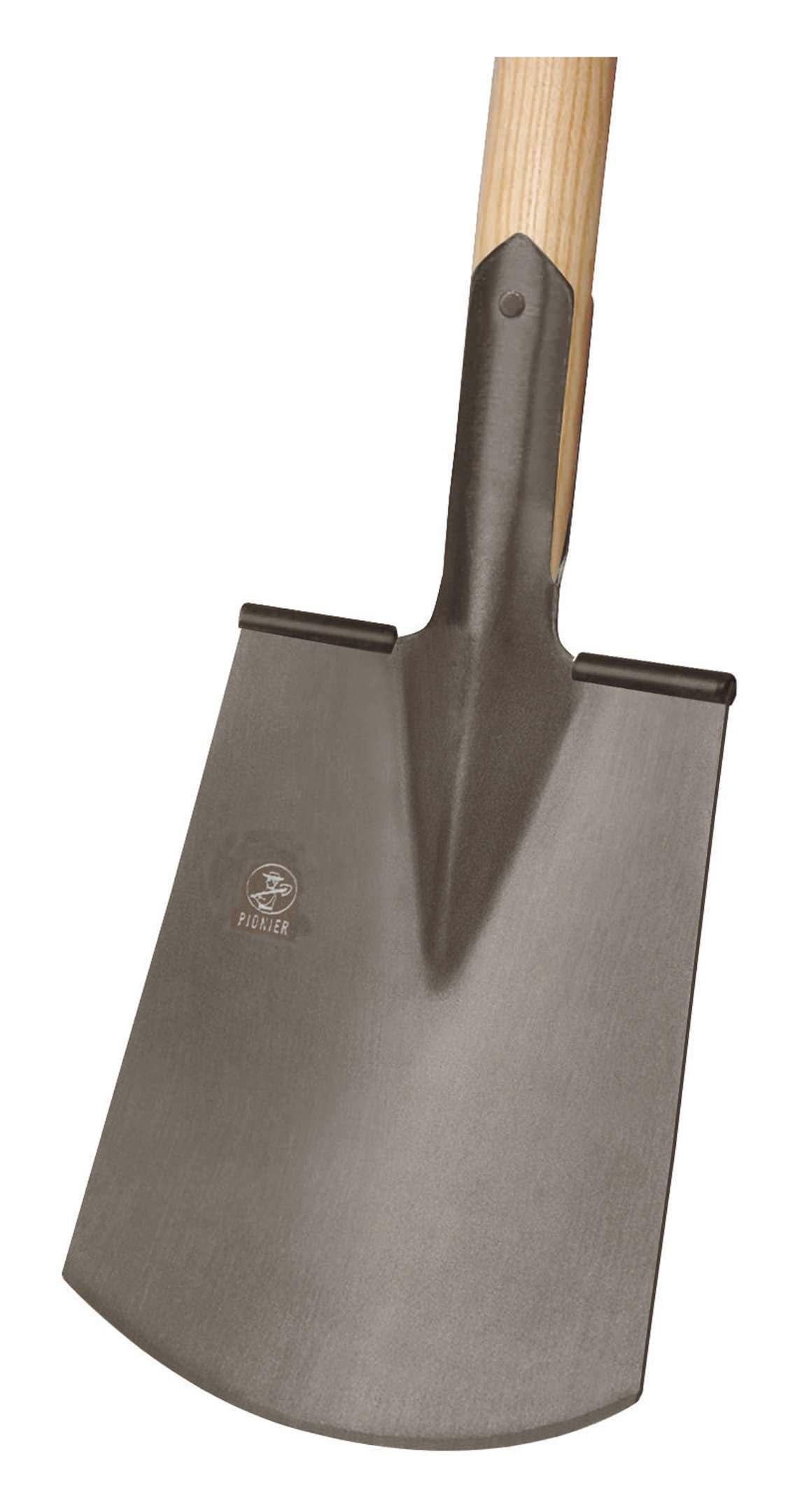 Idealspaten Ideal Pionier Bauspaten T-Stiel Größe 1 Bremer Form - 26030273