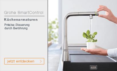 Grohe SmartControl Küchenaramturen