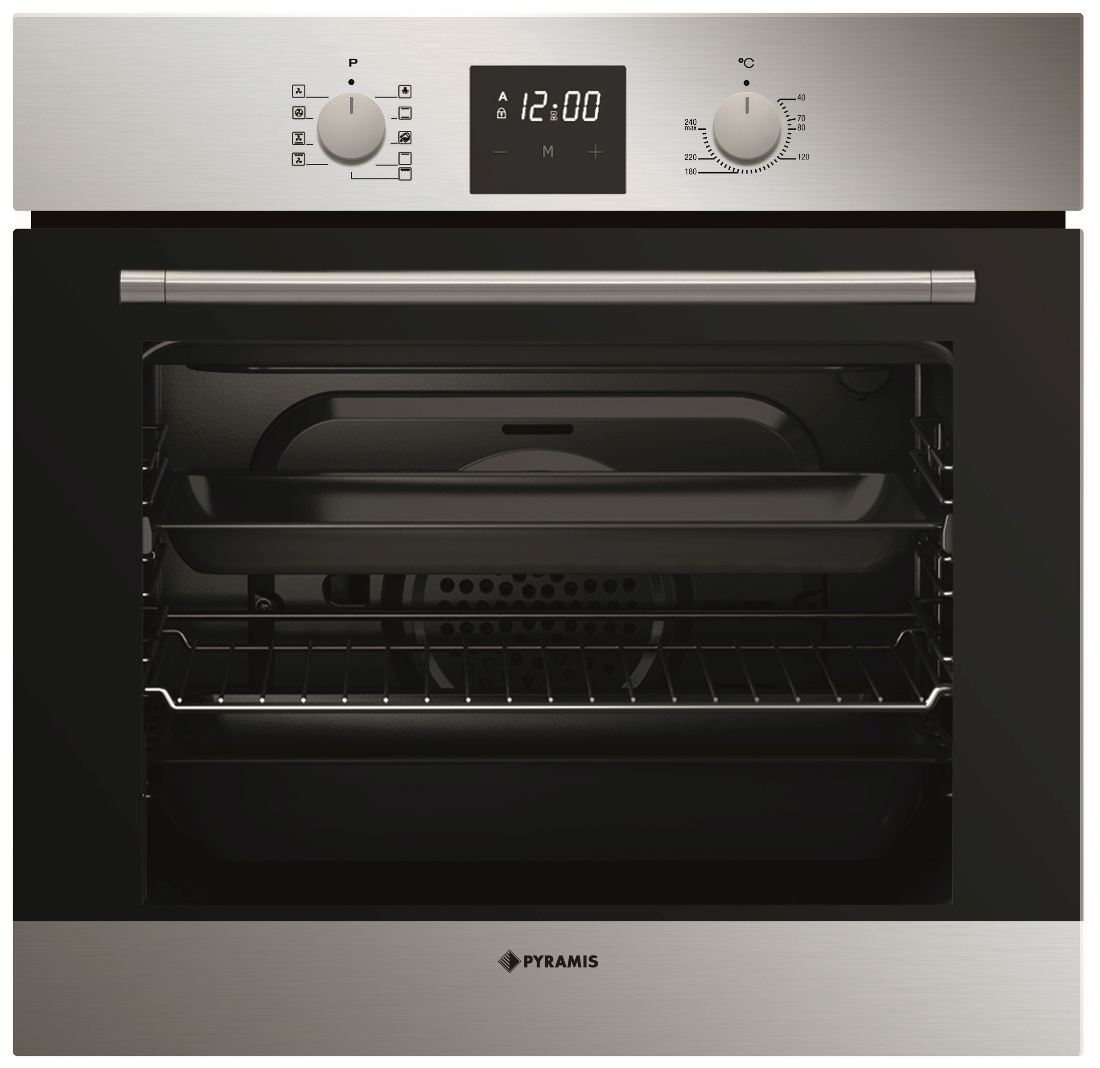 Backofen 60In 1250 inox Backofen - 34003701