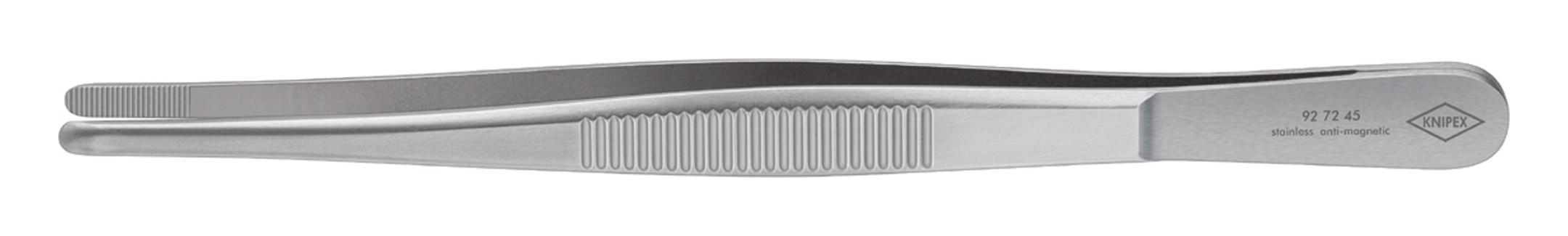 Knipex Präzisions-Pinzette rund 3,5mm 145mm rostfrei - 92 72 45