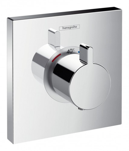 Hansgrohe Showerselect Thermostat Unterputz Highflow Chrom