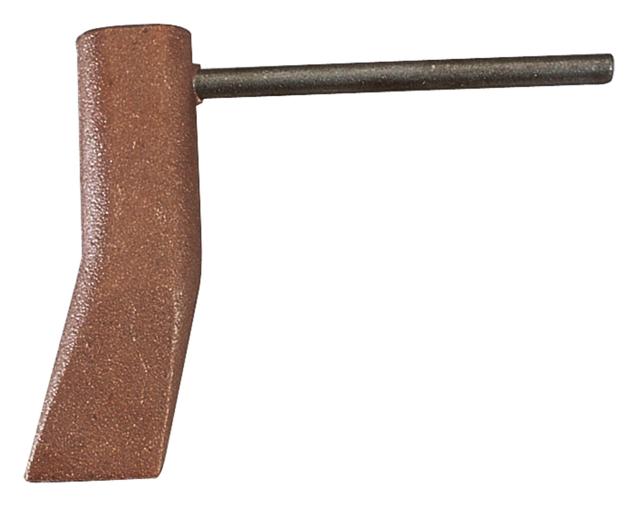Kupferstück Propan 250g Hammerfest gerade - 836