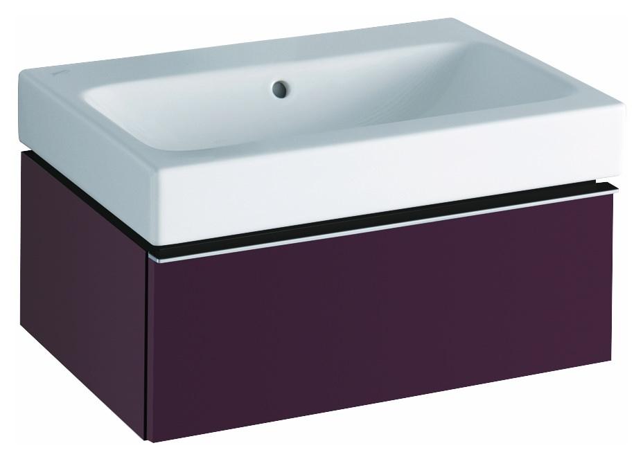 keramag icon waschtischunterschrank 595mm x 240mm x 477mm. Black Bedroom Furniture Sets. Home Design Ideas
