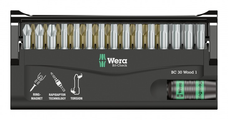 Wera 2019 Freisteller Bit-Check-30-Wood-1