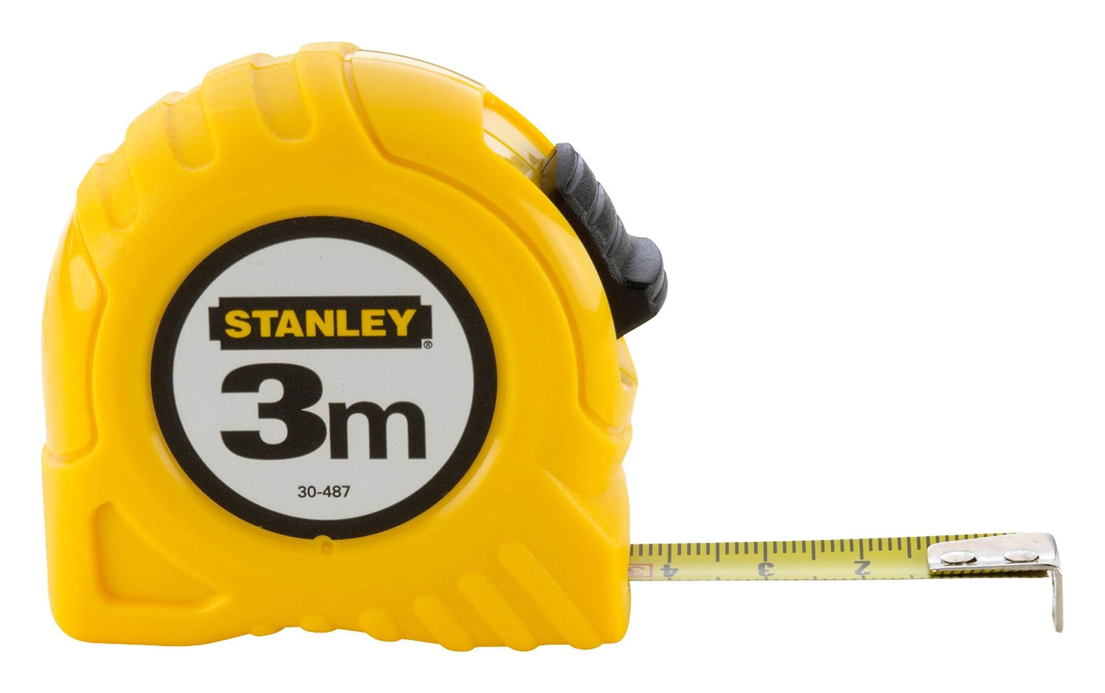 STANLEY FATMAX Bandmaß  8m//32mm Extreme Premiumqualität Gürtel-Clip
