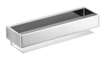 keuco edition 11 duschkorb aluminium silber eloxiert verchromt 11158010000. Black Bedroom Furniture Sets. Home Design Ideas