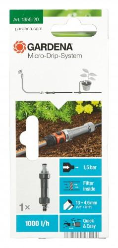 Gardena Micro-Drip-System Basisgerät 1000   Bewässerungscomputer ...
