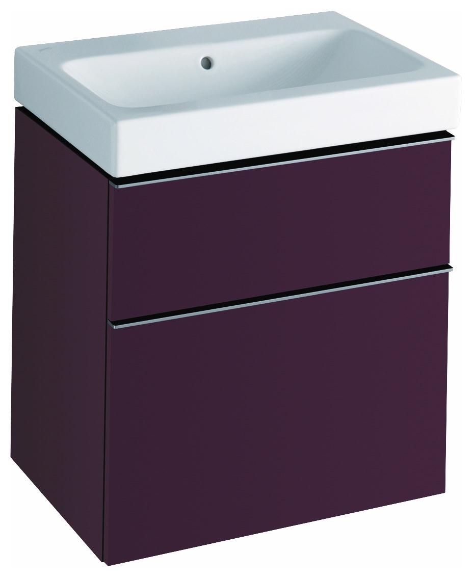 keramag icon waschtischunterschrank 595x620x477mm alpin. Black Bedroom Furniture Sets. Home Design Ideas
