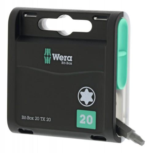 Wera 2019 Freisteller Bit-Box-20-H-T20x-25mm-20er-Box