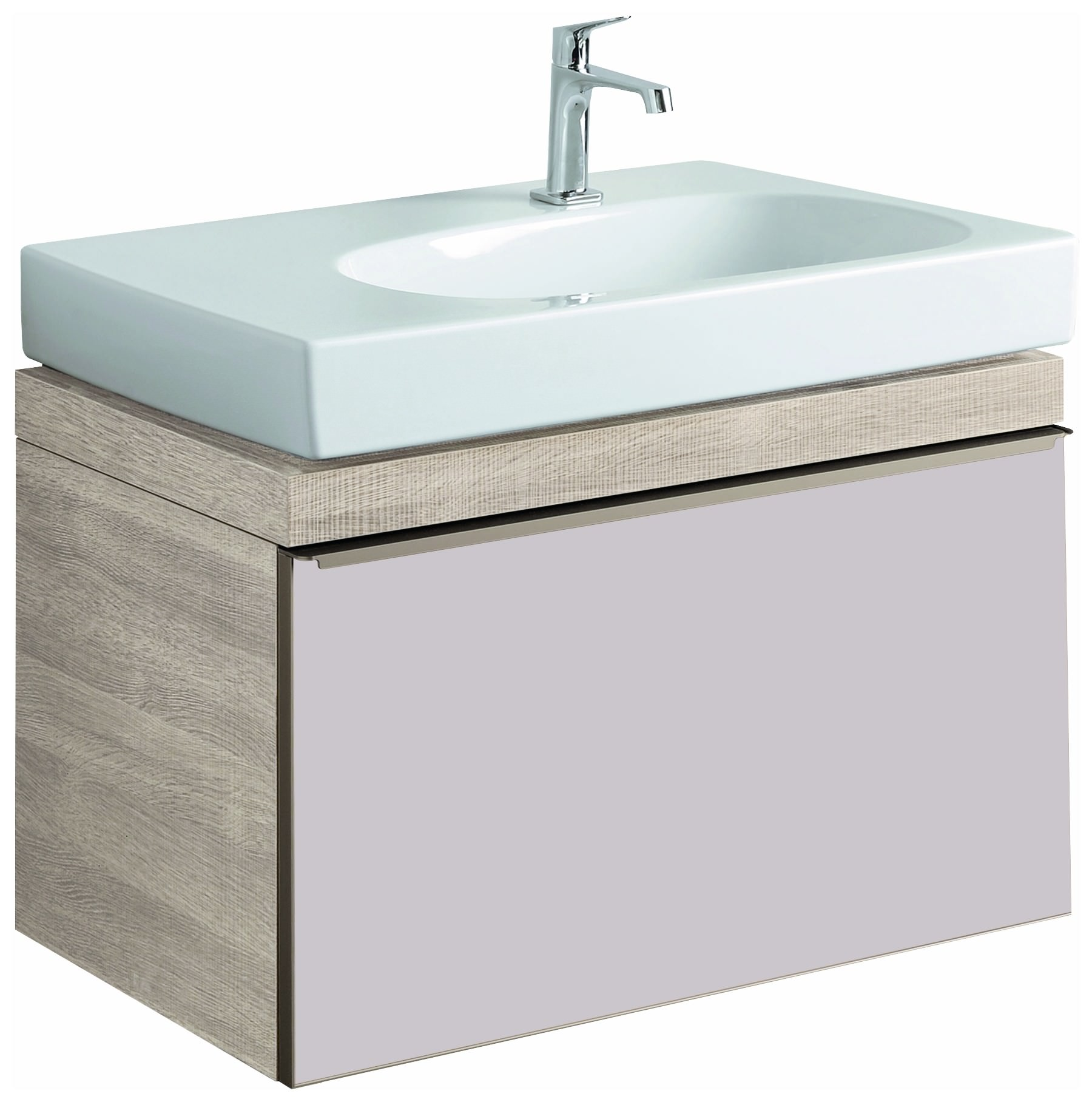 keramag citterio waschtischunterschrank 734x554x504mm. Black Bedroom Furniture Sets. Home Design Ideas