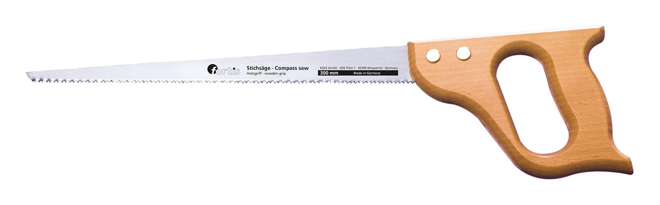 Stichsäge 300mm mit Holzgriff