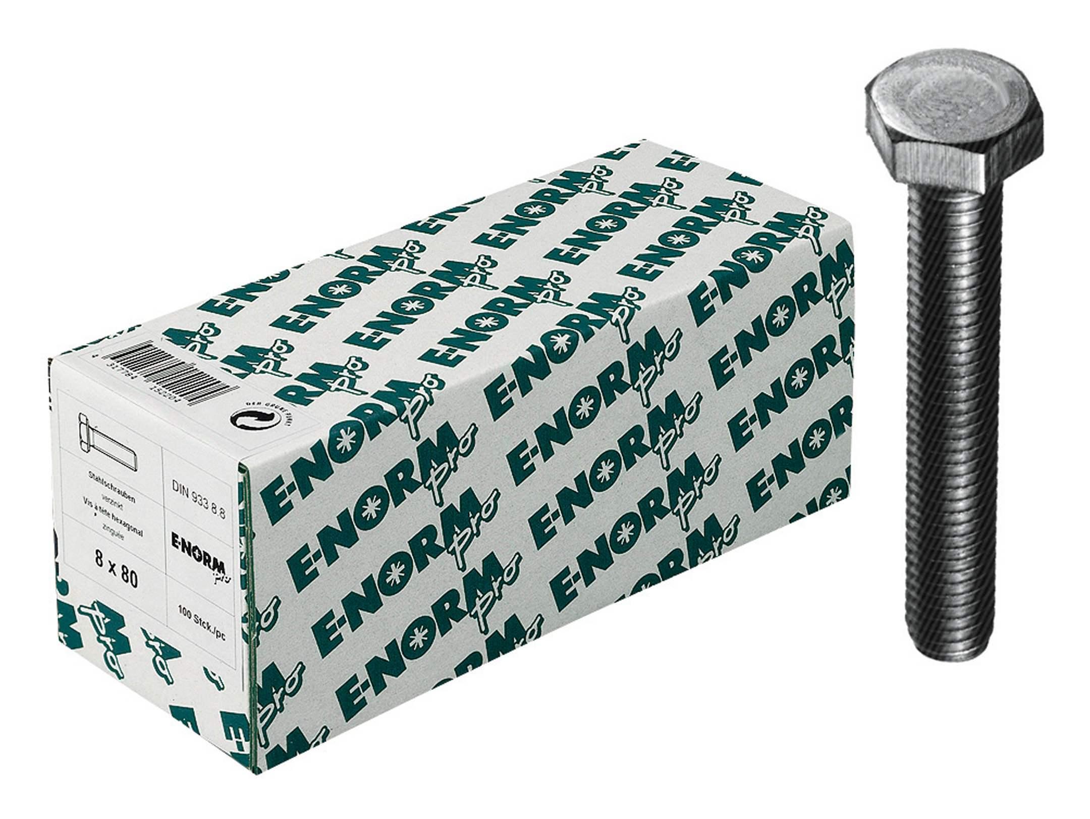 Format Möbelgiffschraube M 4 x 32 mm Pack 100 Stück