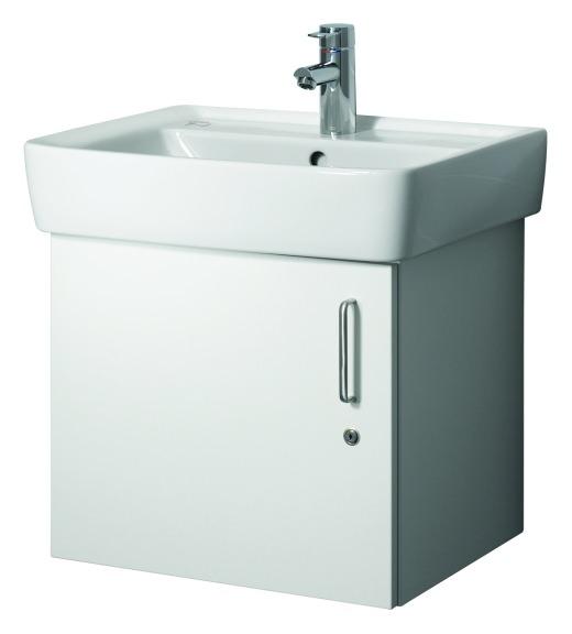 keramag waschtisch komplett set 222360 waschtischunterschrank abschlie bar wei alpin keratect. Black Bedroom Furniture Sets. Home Design Ideas