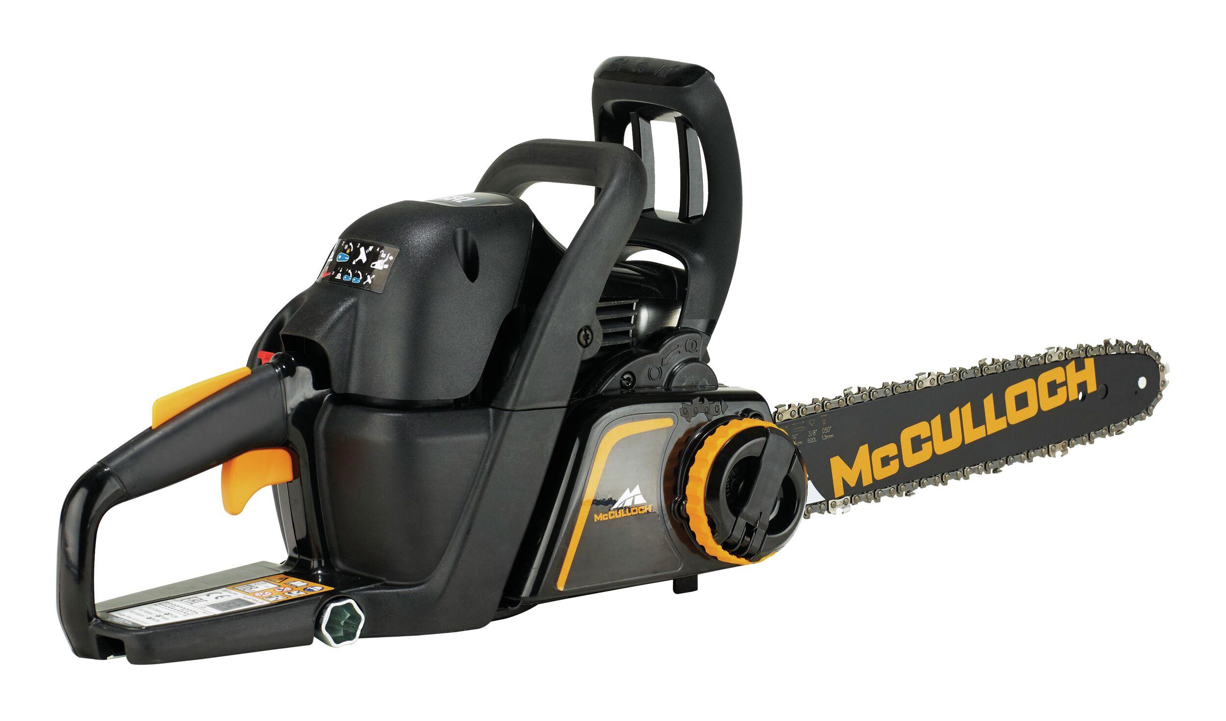 McCulloch Benzin-Kettensäge CS42STE