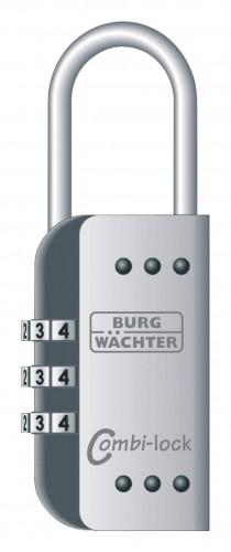 Burg-Waechter 2017 Foto Zahlen-Hangschloss-72-25-SB-verchromt