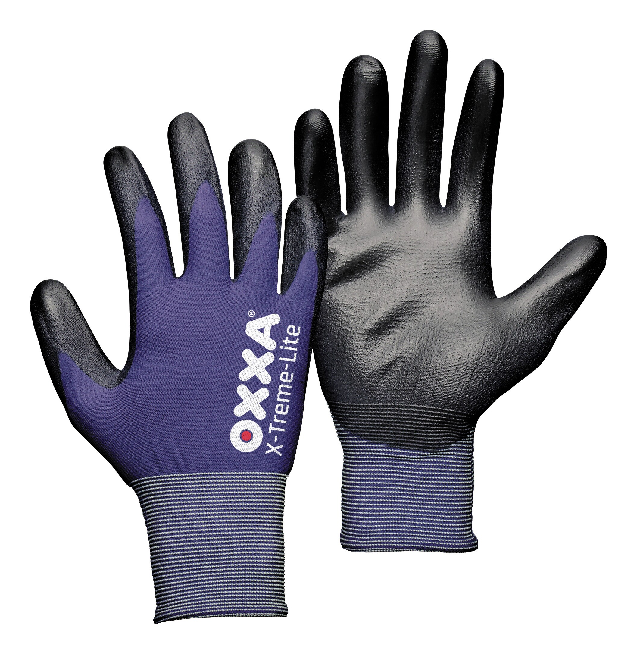 75b6ef10cb4d37 Oxxa Handschuh X-Treme-Lite PU, Größe 10 - 1.51.100.10 (VPE: 12 Paar)