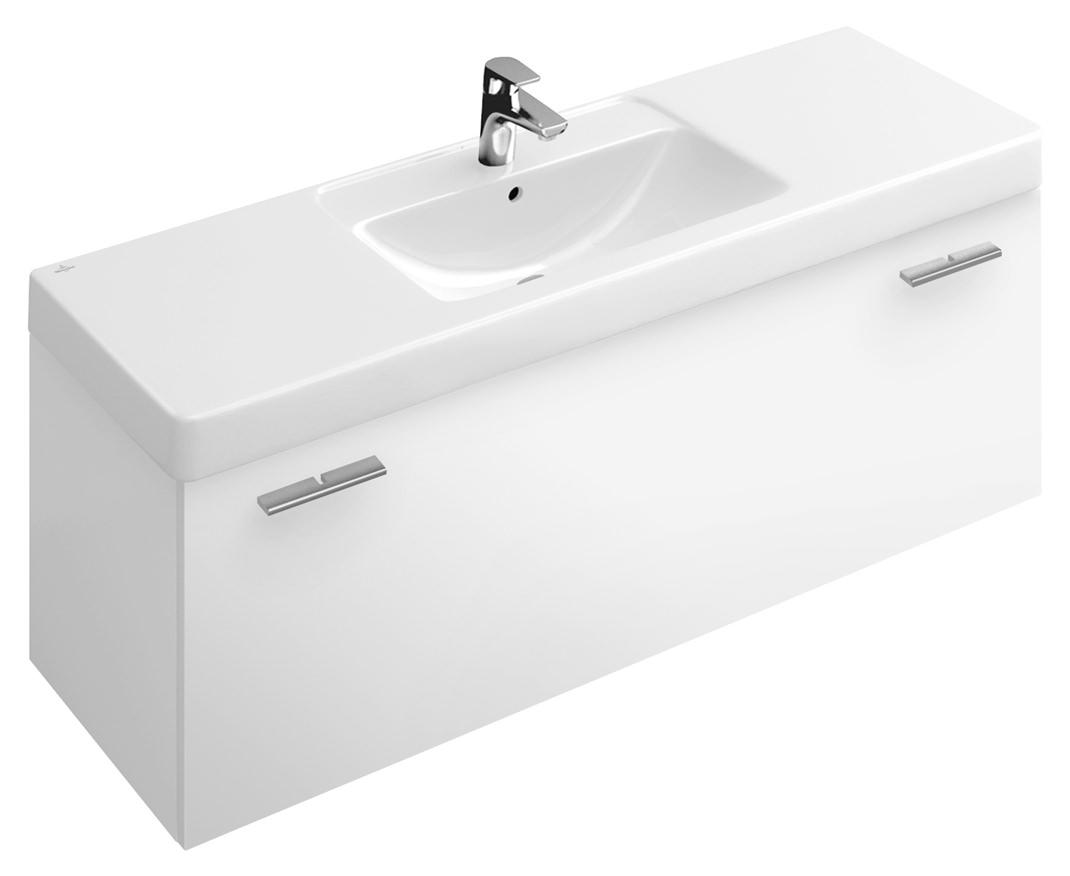 Villeroy boch central line waschtischunterschrank 1250 x - Duschkabine villeroy boch ...