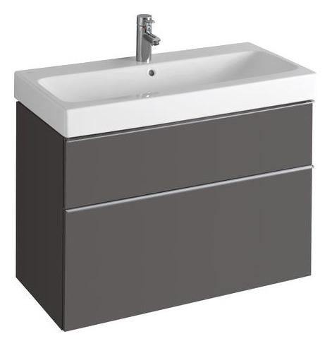 keramag icon waschtisch 900mm x 485mm wei alpin keratect 124090600. Black Bedroom Furniture Sets. Home Design Ideas
