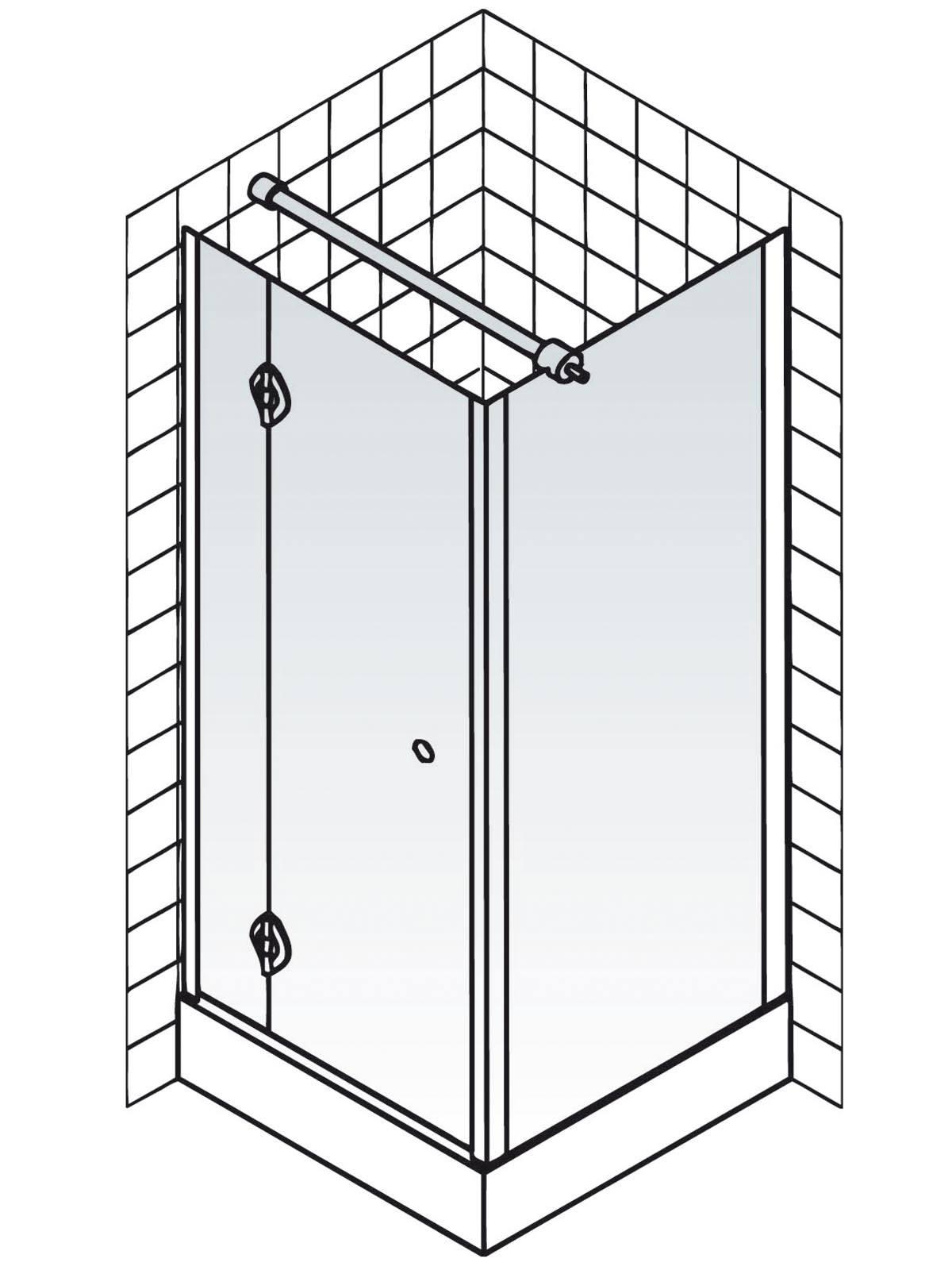 schulte service duschkabinen montage pro ecke. Black Bedroom Furniture Sets. Home Design Ideas