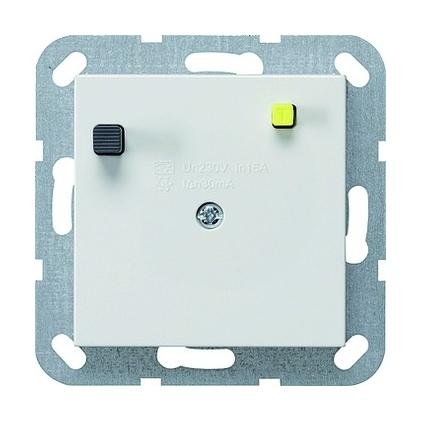 FI-Schutzschalter UP rw System55 230V 16A 0,03A