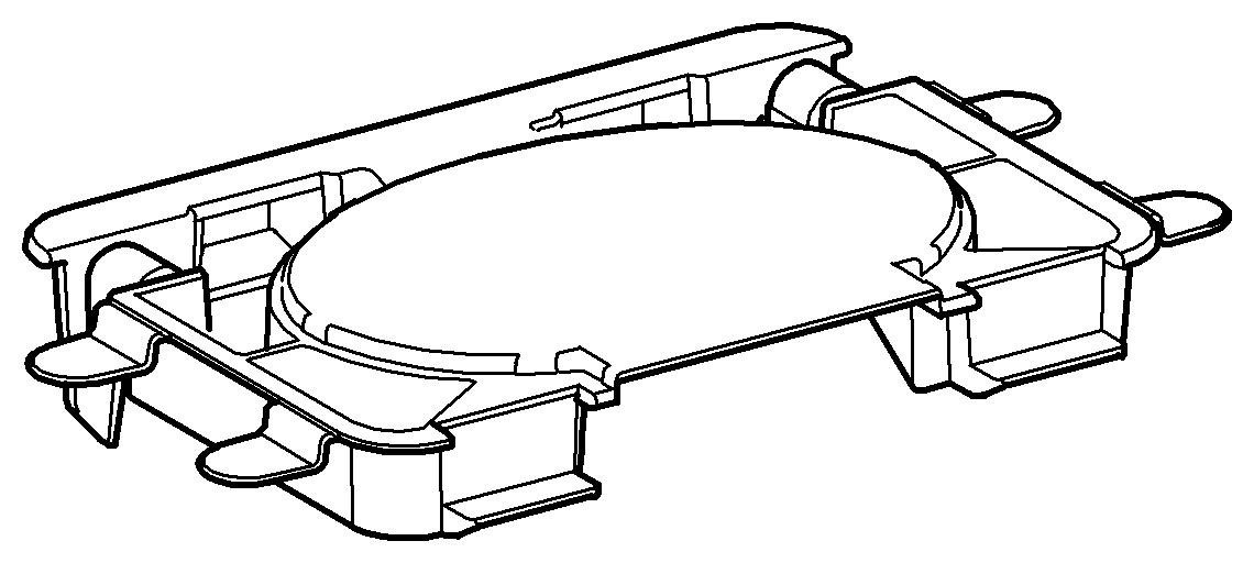 grohe rapid pro rapid sl schutzplatte f r vorwandelement chrom 42199000. Black Bedroom Furniture Sets. Home Design Ideas