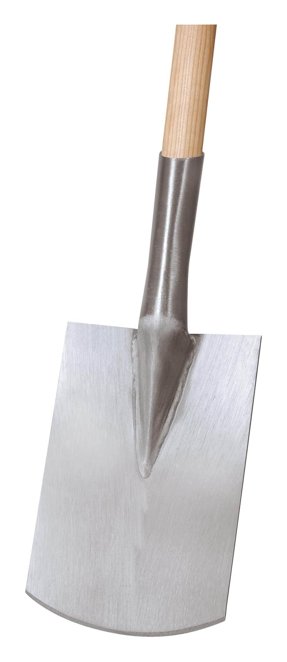 Idealspaten Ideal Damenspaten Rohrdüll poliert - 27300210