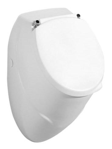 keramag corso urinal wei alpin keratect 239200600. Black Bedroom Furniture Sets. Home Design Ideas